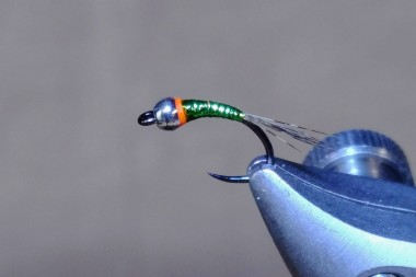 Fly ready for UV and Nail polish finish.