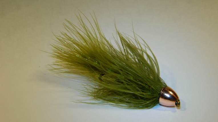 Olive Schlappen Bugger 2